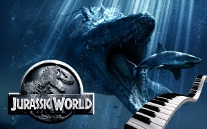 """Jurassic World Theme"" – Piano Cover"