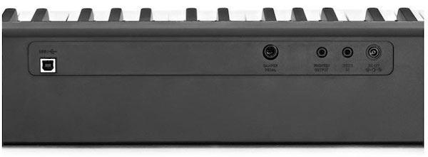 Casio CDP-S100 conectividad