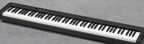 Casio CDP-S100 teclado