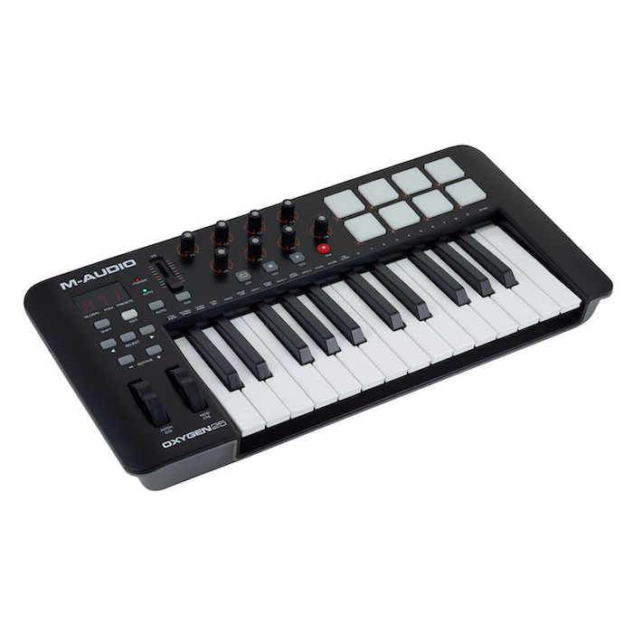 Teclado controlador MIDI. Guía para comprar tu primer teclado musical.